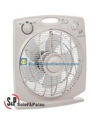 Ventilador Box Fan S&P...