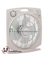 Ventilador Box Fan S&P...