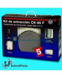 Kit de Extractor de Cocina...