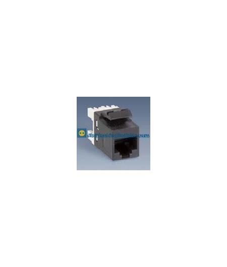 75544-39 Conector modular RJ-45 Cat 6 SL AMP