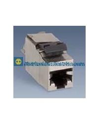75541-39 Conector modular RJ-45 apantallado Cat 5 SL AMP
