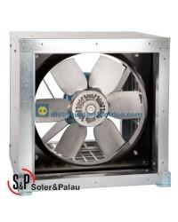 Ventilador Helicoidal Tubular CGT/2-400-6/-1,1 Soler&Palau