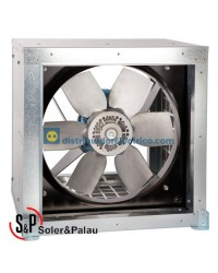 Ventilador Helicoidal Tubular CGT/4-800-6/-3 Soler&Palau