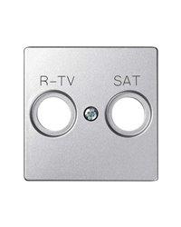 Simon 82097-93 Placa Para Toma Inductiva De R-Tv+Sat