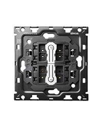 Simon 10010103-039 Kit 1 Elemento 1 Doble Conmutador