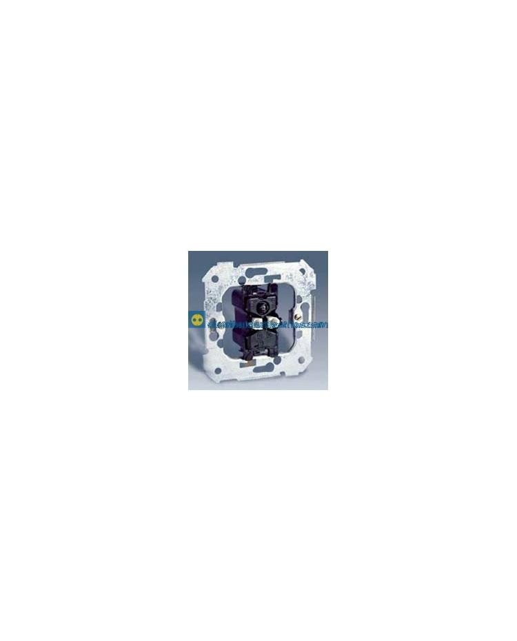 26102-39 Interruptor unipolar con piloto incorp. 10 AX 250V