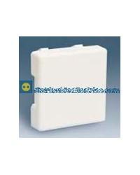27800-35 Placa ciega neutra color blanco