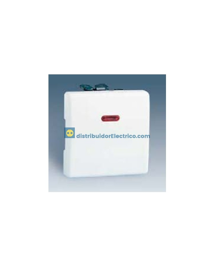 27202-65 - Conmutador 10 AX 250 V color blanco