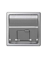 Simon 73585-63 Toma Rj-45 (Aluminio)
