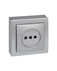 Simon 73431-53 Base Bipolar Monobloc (Aluminio)