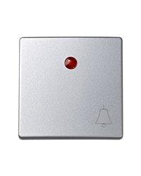 Simon 73015-63 Tecla Para Luminoso Con Grabado Campana
