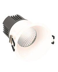 Simon 70321330-284 Downlight 703.21 Confort Redondo NW Spot DALI Blanco