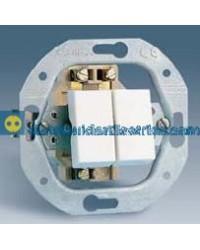 32398-35 Grupo 2 Interruptores 10 AX 250 V Blanco