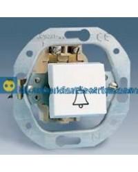 32651-35 Pulsador luz 10 AX 250 V Blanco