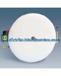 32800-35 Placa ciega color blanco