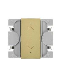 Simon 21001333-097 Interruptor de Persianas iO tecla estrecha