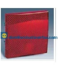 28065-32 Tapa difusor rojo