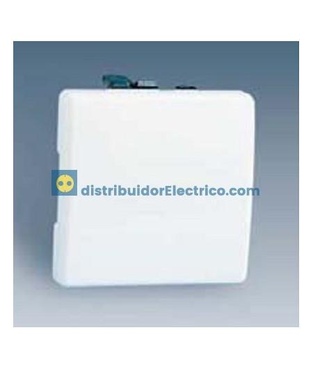 27201-65 - Conmutador 10 AX 250 V color blanco