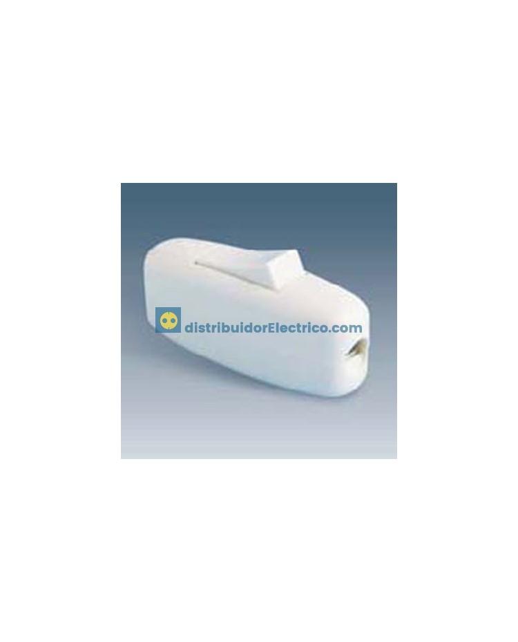 04900-31 - Interruptor de paso, unipolar, 2,5A 250V, Resina termoestable.