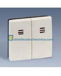 81026-34 Tecla doble módulo Entradas / Salidas.