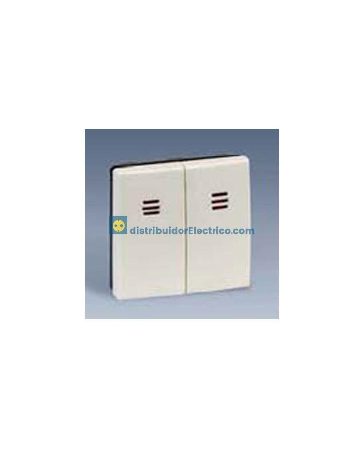 81026-38 Tecla doble módulo Entradas / Salidas.