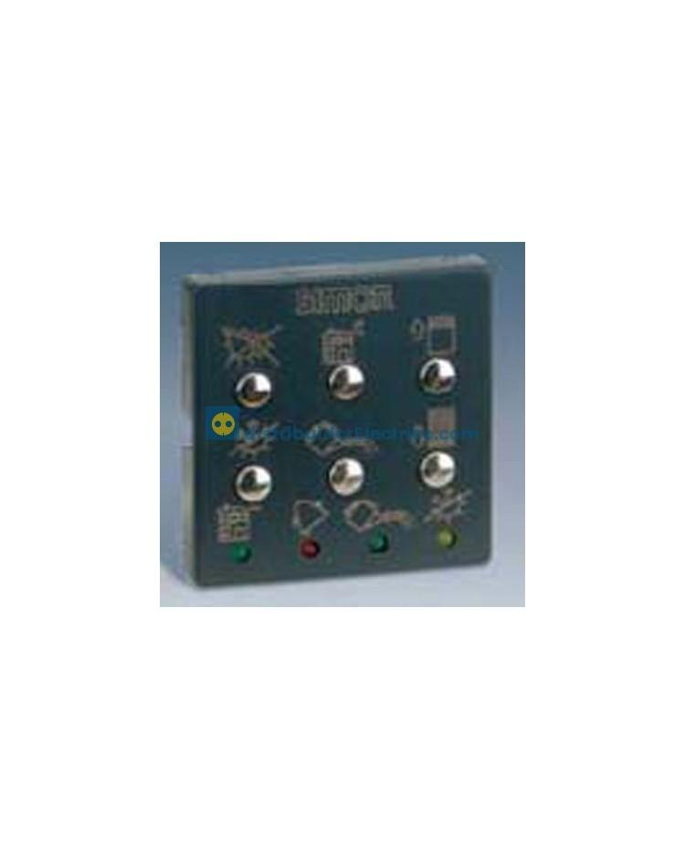 82363 -38 Tapa botonera Serie 82