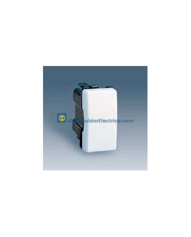 27101-62 - Interruptor unipolar 10 AX 250 V color marfil