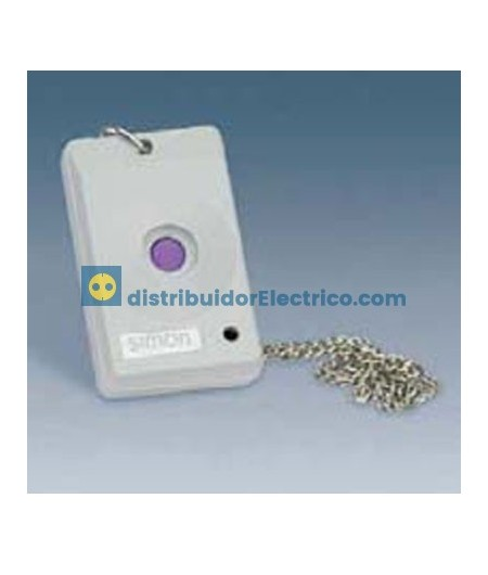 81884-39 Pulsador de pánico sin hilos RF (emisor RF)