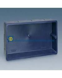 05731-39 Caja de empotrar para central sonido