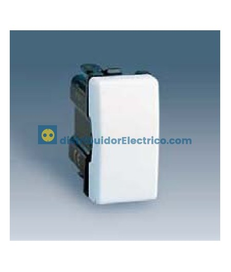 27251-64 - Conmutador 10 AX 250 V color blanco