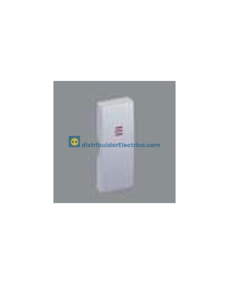 82011-61 Tecla módulo estrecho con visor