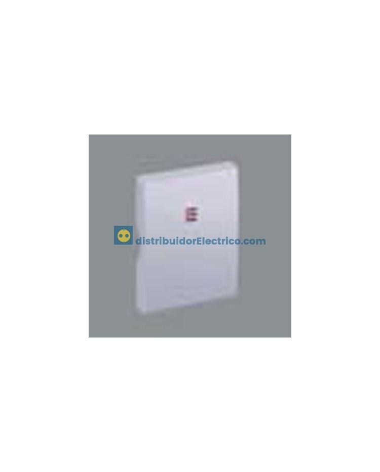 82011-50 Tecla módulo ancho con visor