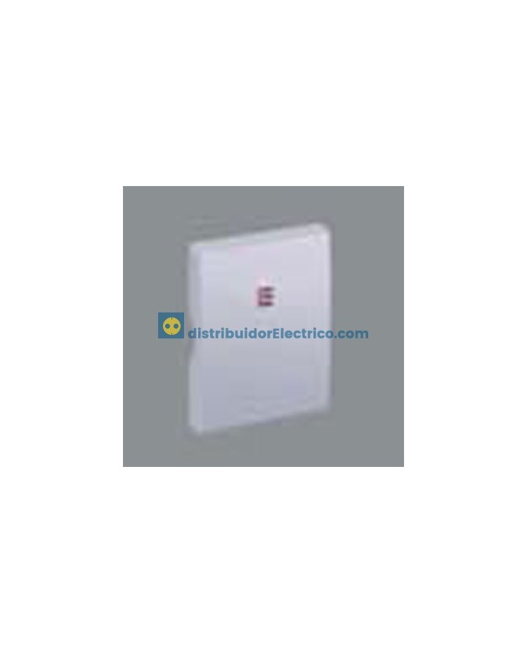 82011-53 Tecla módulo ancho con visor