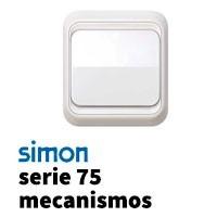 Serie Simon 75 Mecanismos