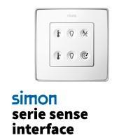 Simon Sense Interface - Sistema De Control