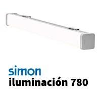 Simon 780 iluminación