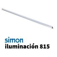Simon 815 iluminación