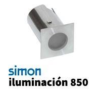 Simon 850 iluminación