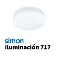 Simon 717 iluminación