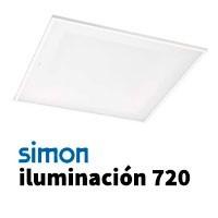Simon 720 iluminación
