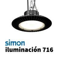 Simon 716 iluminación
