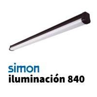Simon 840 iluminación